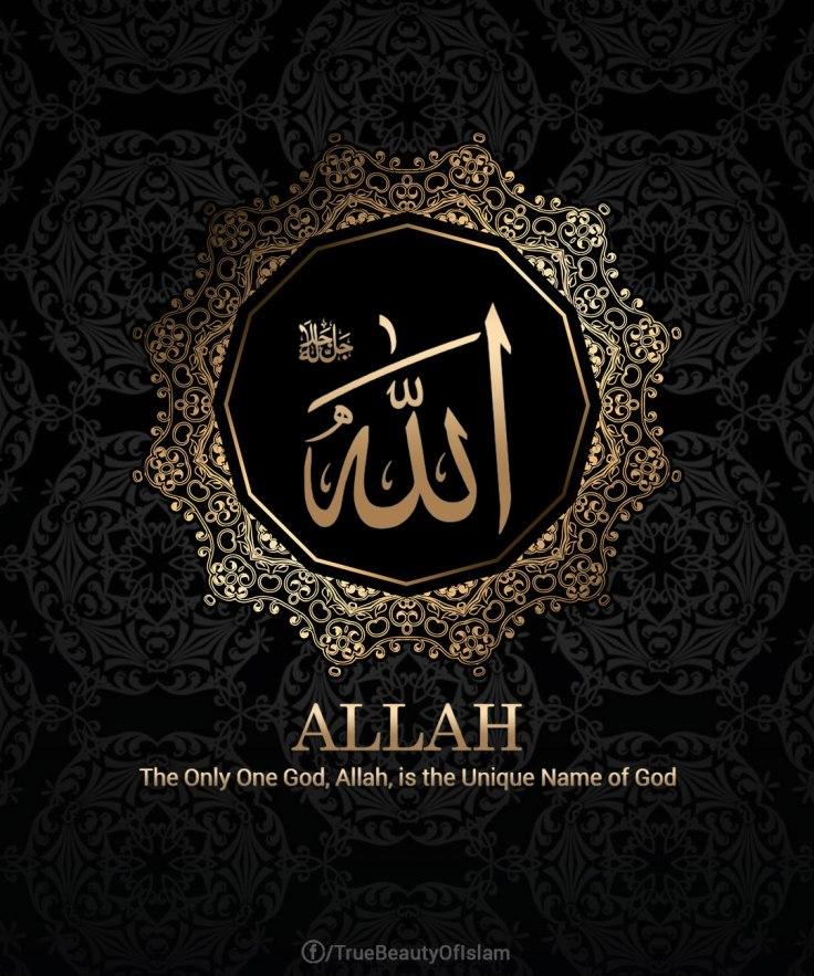1. Allah